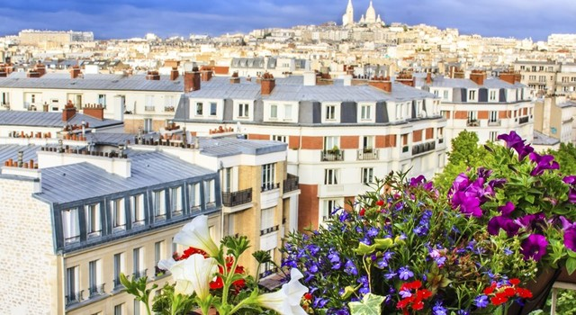 vista azotea paris - oferta viaje puente diciembre 2016