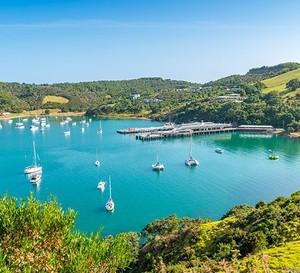 Viajes a Recorrido por Nueva Zelanda