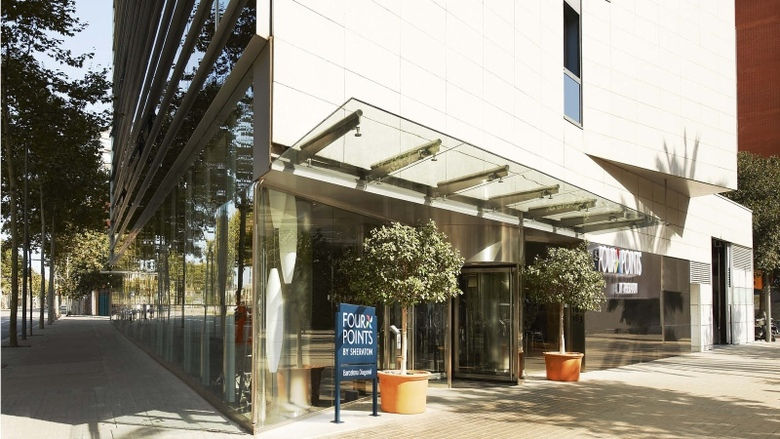 Hotel Four Points Barcelona Daigonal