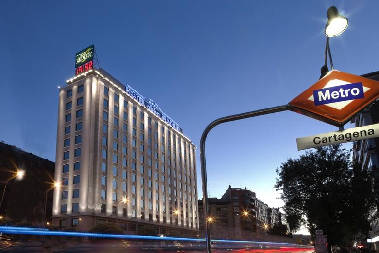 Hotel abba madrid madrid - One shot hotels madrid ...