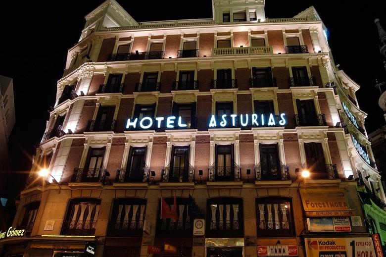 Hotel asturias madrid Atrapalo conciertos madrid