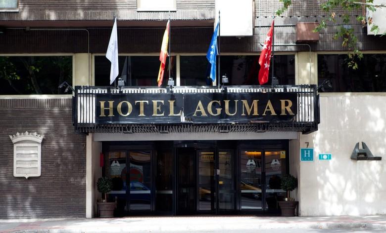 Hotel agumar madrid - Hoteles cerca casa campo madrid ...