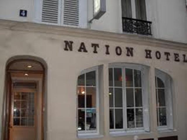 Hotel Nation Montmartre
