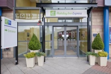 Hotel Express By Holiday Inn Bradford City Centre