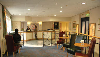 Hotel Best Western Leicester Stage