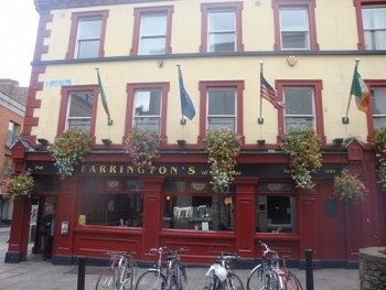 Bed & Breakfast Farringtons Of Temple Bar
