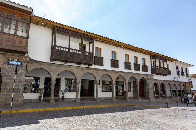 hotel casa andina standard cusco plaza cusco