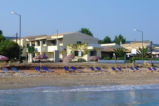 Hotel Beachfront Salvanos Apartments