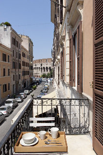 Bed & Breakfast Santi Quattro Al Colosseo