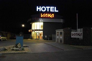Pension Vaka Hotel