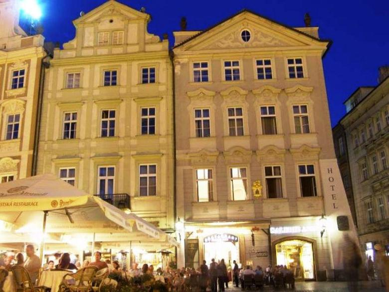 Old Town Square Hotel
