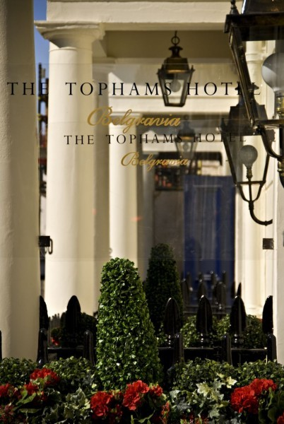 Hotel The Tophams