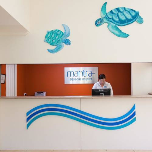 Hotel Mantra Aqueous On Port (spa)