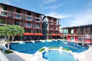 Red Ginger Chic Resort Hotel