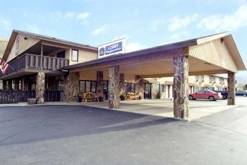 Hotel Best Western By Mammoth Hot Springs