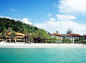 Hotel Pangkor Island Beach Resort