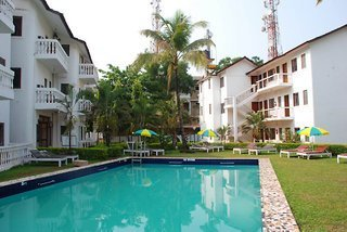 Hotel Silla Goa Resort