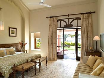 Hotel Vivanta By Taj - Holiday Village, Goa