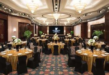 Hotel Jw Marriott Shanghai At Tomorrow Square