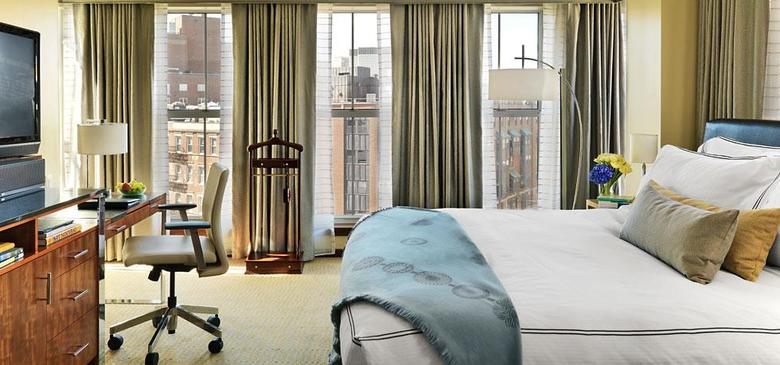 Hotel Fairmont Battery Wharf