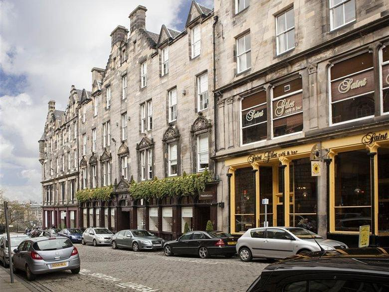 Hotel Fraser Suites Edinburgh