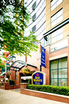 Hotel Best Western Plus Downtown Vancouver