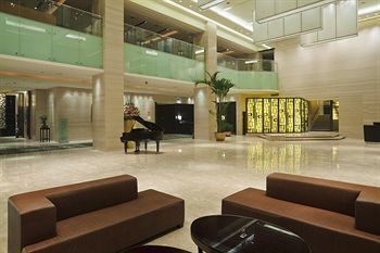 Hotel Holiday Inn West & East Century City Chengdu