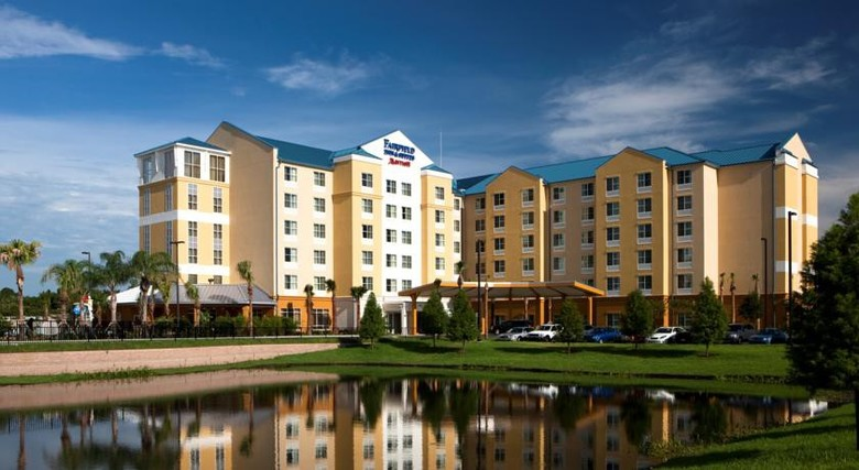 Hotel Fairfield Inn Suites By Marriott Orlando At Seaworld