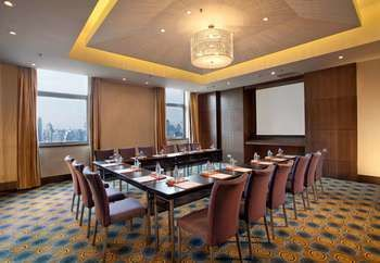 Hotel Courtyard By Marriott Xujiahui