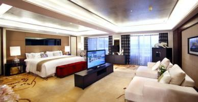 Hotel Crowne Plaza Guangzhou Science City