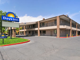 Hotel Days Inn Albuquerque West