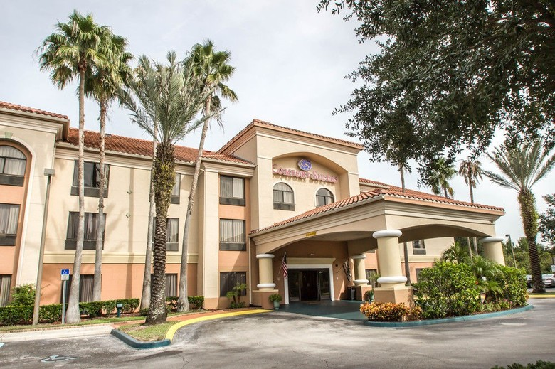 Hotel Comfort Suites Ucf - Research Park