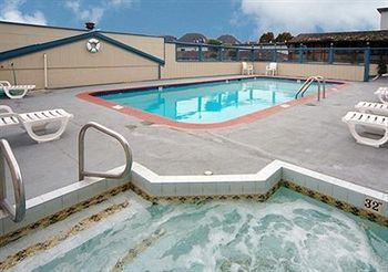 Hotel Econo Lodge Monterey Fairgrounds