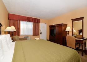 Hotel Quality Inn & Suites Airport Convention Center