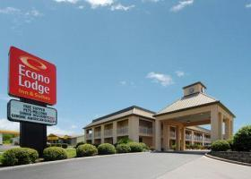Hotel Econo Lodge Inn  And  Suites East