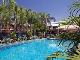 Hotel All Seasons Alice Springs Oasis