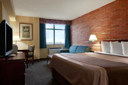 Hotel Travelodge Toronto Airport Dixon Road - Standard Cb