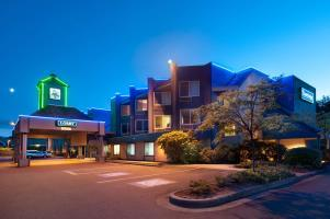 Hotel Travelodge Parksville