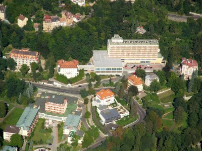 Hotel Sanssouci Spa Resort