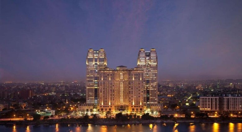 Hotel Fairmont Nile City