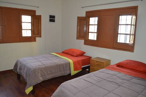 Hostal Vallecito Backpackers