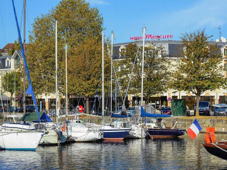 Hotel Mercure Caen Centre Port De Plaisance