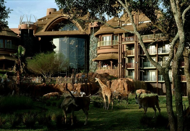 Hotel Disney's Animal Kingdom Lodge