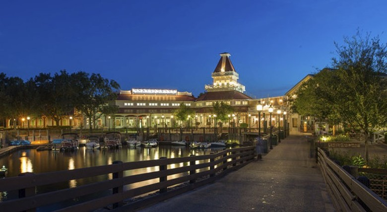 Hotel Disney Port Orleans Riverside Resort