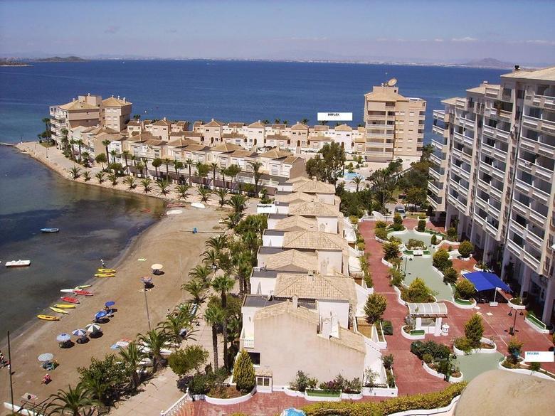 Apartamentos el pedruchillo la manga del mar menor murcia - Apartamentos baratos en la manga del mar menor ...