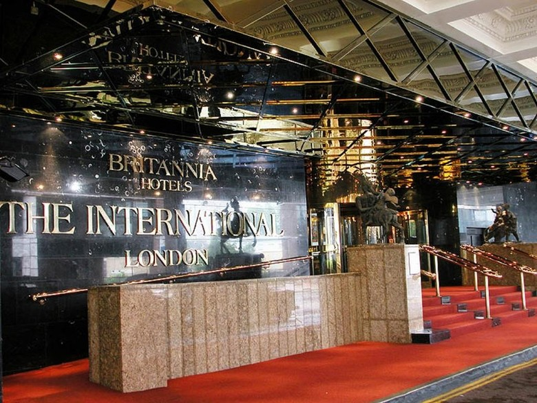 International Britania Hotel Canary Wharf