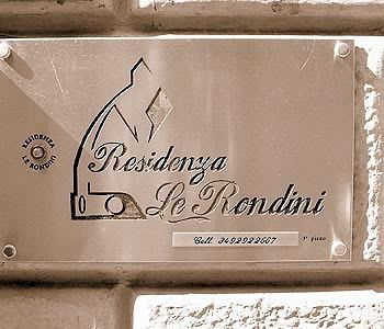 Bed & Breakfast Residenza Le Rondini
