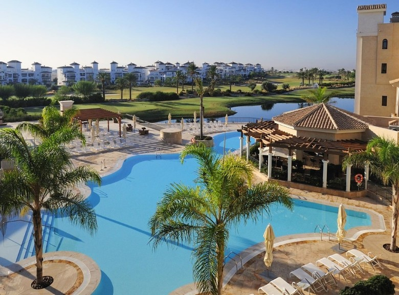 Hotel Intercontinental La Torre Golf Resort Murcia