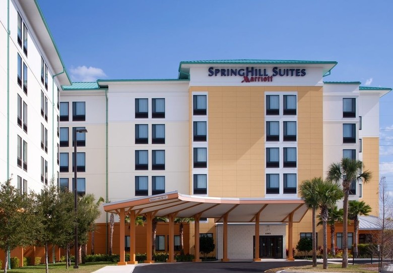 Hotel Springhill Suites By Marriott Orlando At Seaworld
