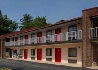 Hotel Econo Lodge Laurel Racetrack
